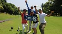寄付をもっと身近に、寄付をもっと楽しく。<br /> ゴルフを通じての取り組み<br /> 今回のコンペはシングルマザー支援です
