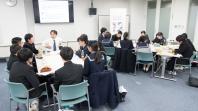 東北、熊本の参加校が地域のために活用した寄付金の使途を発表、今後の復興についてディスカッションします。