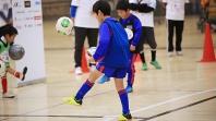 インクルーシブフットボールフェスタ内で開催!「キフティング」〜リフティングでつながる社会貢献の輪〜